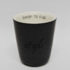 Kofi Brew Mug Black Color