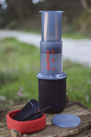 Aeropress portable travel